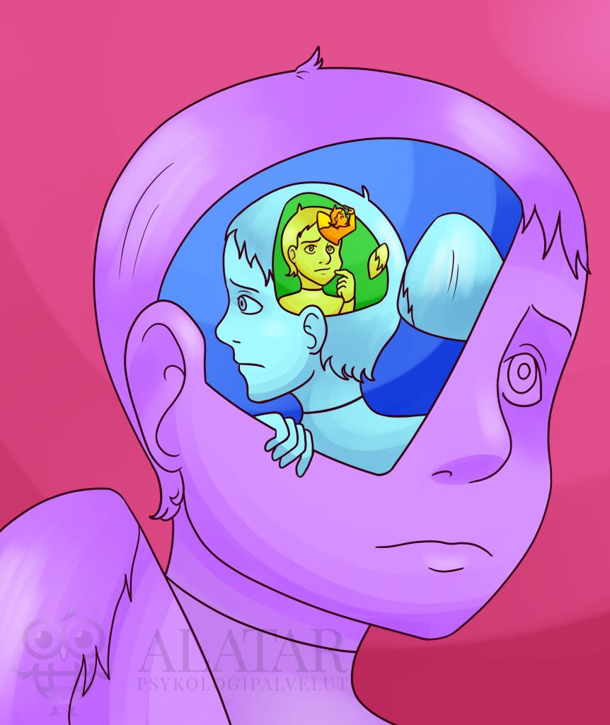Itsetuntemus ja itsetunto