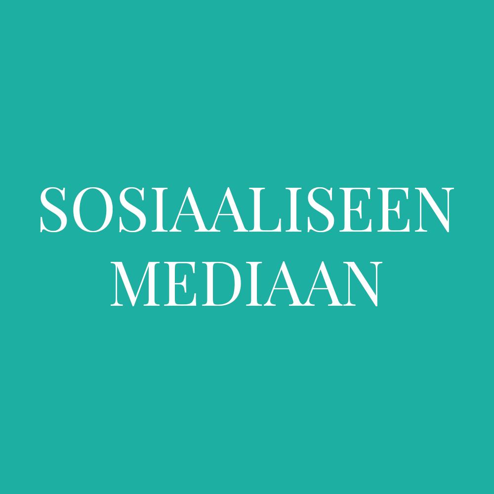 Sosiaaliseen mediaan